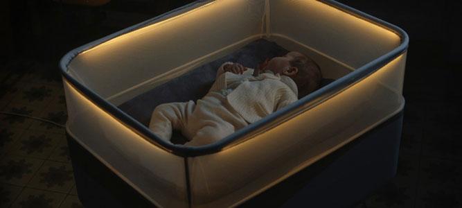 Кроватка для любителей поспать в машине