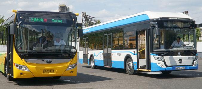 На московских дорогах появятся электробусы