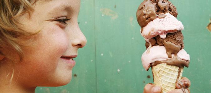 Выбираем мороженое
