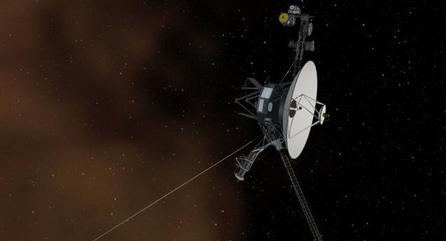 """""""Вояджер-2"""" стал вторым космическим аппаратом, который покинул Солнечную систему"""