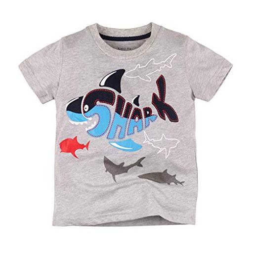 Тренды лета: что должно быть нарисовано на футболке, чтобы она понравилась вашему сыну