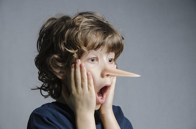 6 способов отучить ребенка лгать