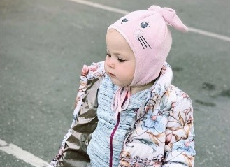 """Лера Кудрявцева опубликовала фото маленькой дочки-""""модницы"""""""