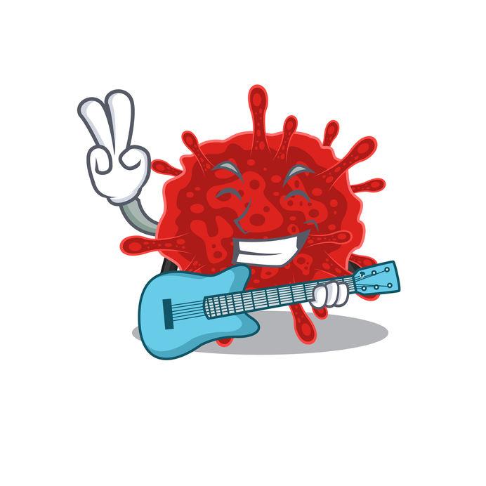 Коронавирус превратили в музыку. Пользователям соцсетей понравилось