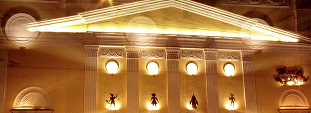 В гостях у Алексея Лысенкова - художественный руководитель Московского театра кукол Борис Голдовский